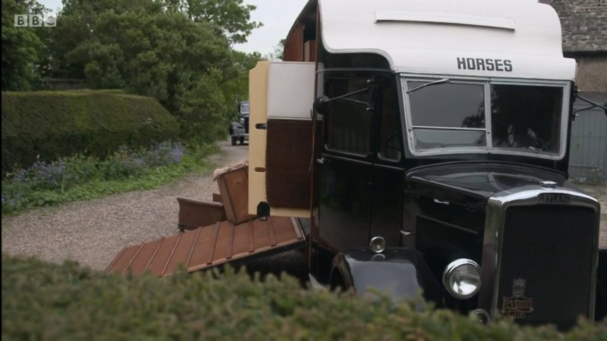1938 Leyland Cub Horse-Box by Vincents of Reading