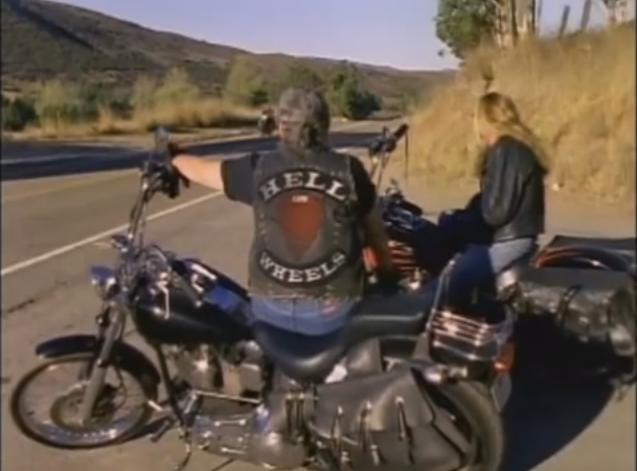 IMCDb.org Harley Davidson FXSTC Softail Custom in ...
