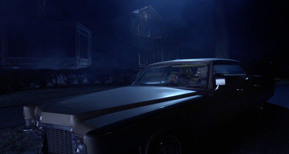"2017 Cadillac Deville >> IMCDb.org: 1970 Cadillac Sedan DeVille [68349B] in ""Boo! A"