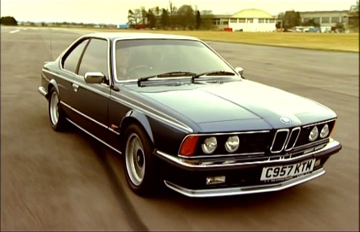 IMCDborg BMW CSi E In Wheeler Dealers - 635 bmw