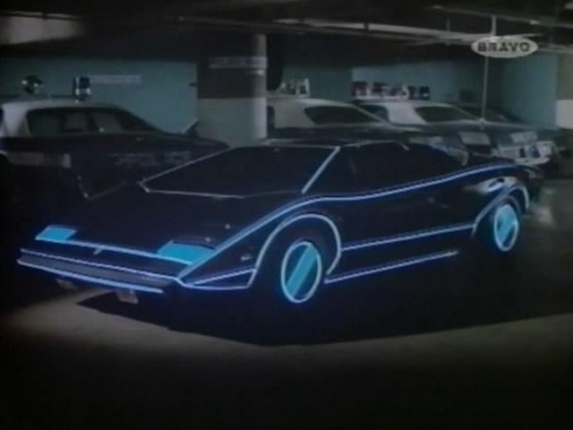 EL AUTO de AUTOMAN de 1983. 309