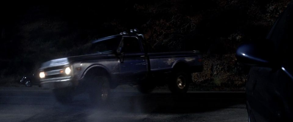 Chevy Truck World Post Pics Ofamous Trucks Movie Trucks