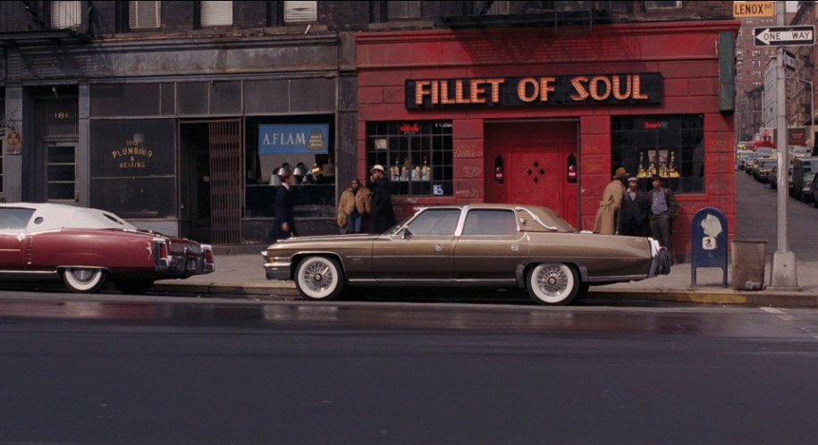 A Great James Bond Car The 1973 Chevy From Live And Let