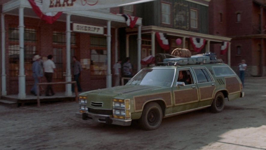 1983 Ford LTD Country Squire 'Wagon Queen Family Truckster'