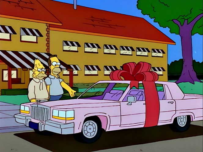 For Simpsons Cadillac Fans