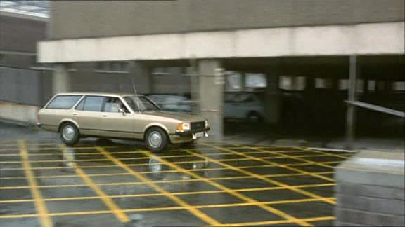 1978 Ford Granada Estate MkII - As seen in the movie Sweeney 2