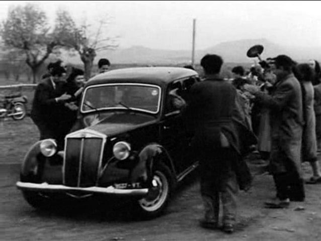 1937 Lancia Aprilia Berlina Speciale Pininfarina