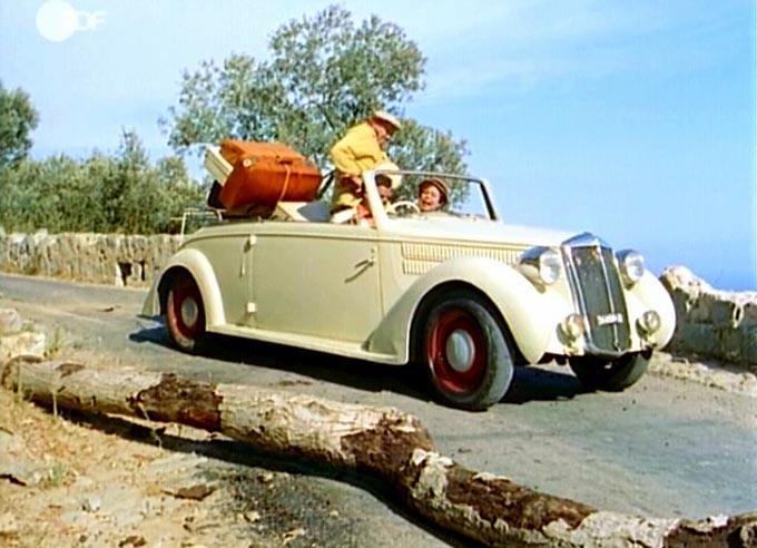 1937 Lancia Aprilia Convertibile