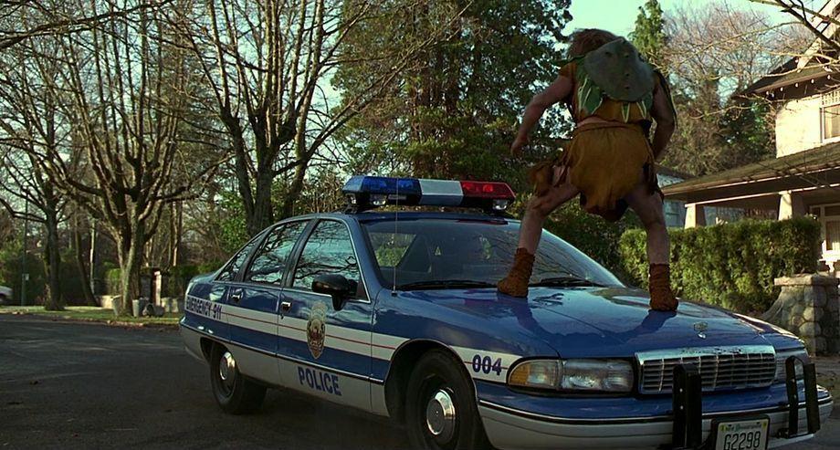 Used Impala Police Cars