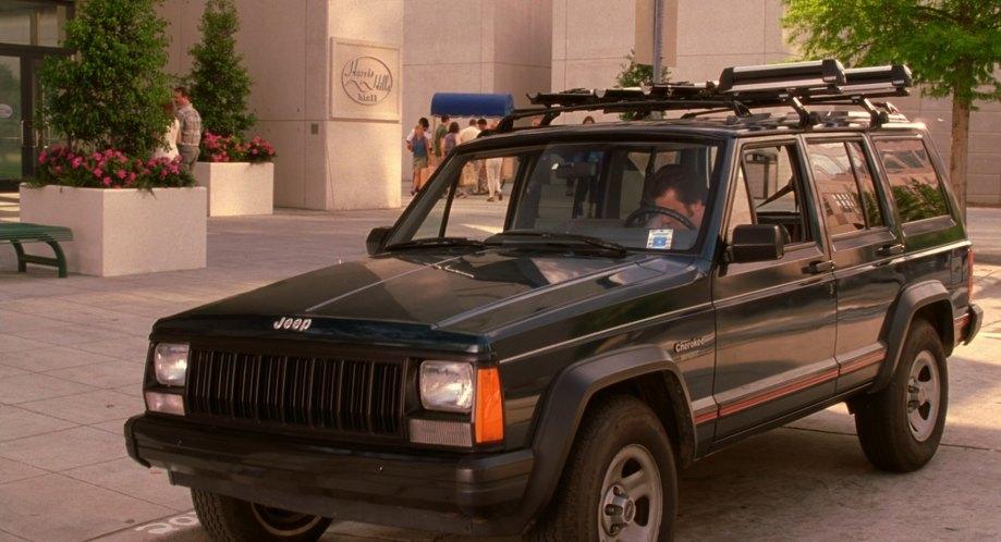 1995 Jeep Cherokee Sport [XJ]