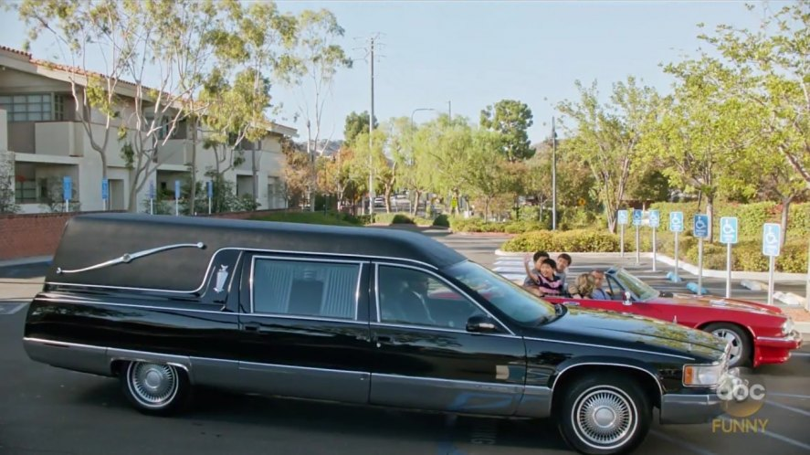 imcdb org 1995 cadillac fleetwood funeral coach federal coach renaissance in fresh off the boat 2015 2020 1995 cadillac fleetwood funeral coach