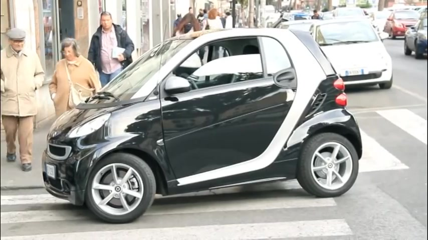 2011 smart Fortwo 52 kw [451]
