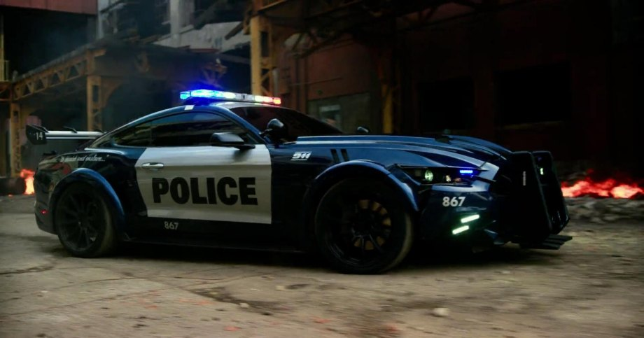 Imcdb Org 2015 Ford Mustang S550 In Quot Transformers The
