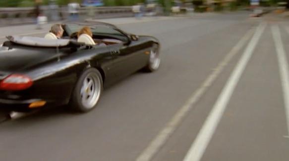 "IMCDb.org: Jaguar XK8 X100 in ""Blond, Eva Blond!, 2002-2006"""