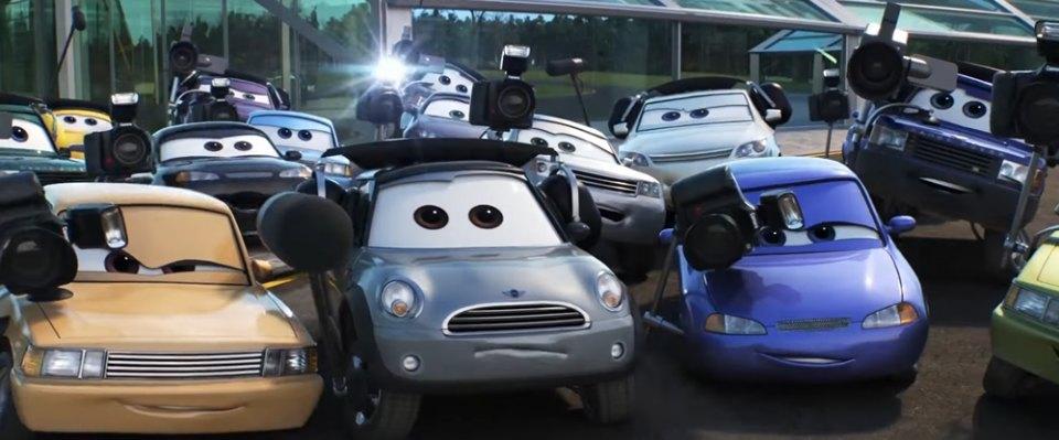 """Mini Cooper Car >> IMCDb.org: MINI Cooper [R56] in """"Cars 3, 2017"""""""