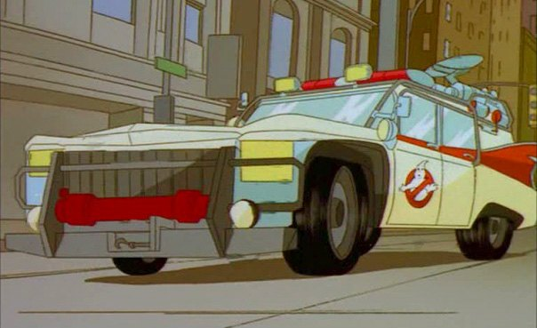 1959 cadillac ambulance miller meteor futura 39 ecto 1 39 in extreme ghostbusters 1997. Black Bedroom Furniture Sets. Home Design Ideas
