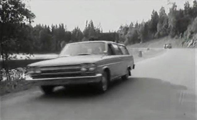 1966 Rambler Classic Cross Country