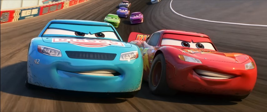 Imcdb Org Unknown Cal Weathers In Quot Cars 3 2017 Quot