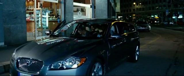 """IMCDb.org: 2008 Jaguar XF X250 in """"Sotto il vestito ..."""