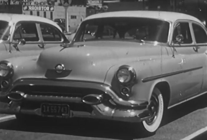 1953 Oldsmobile Super 88 4-Door Sedan