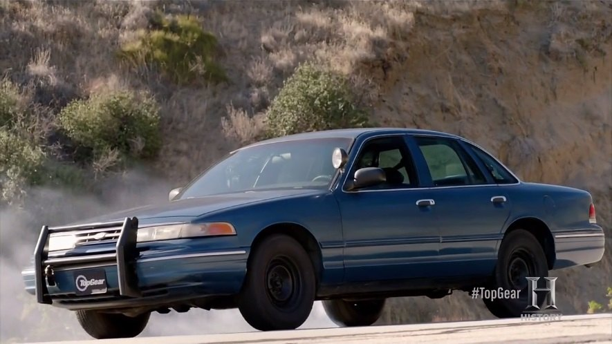 Imcdb Org 1996 Ford Crown Victoria Police Interceptor P71 In Top Gear Usa 2010 2016