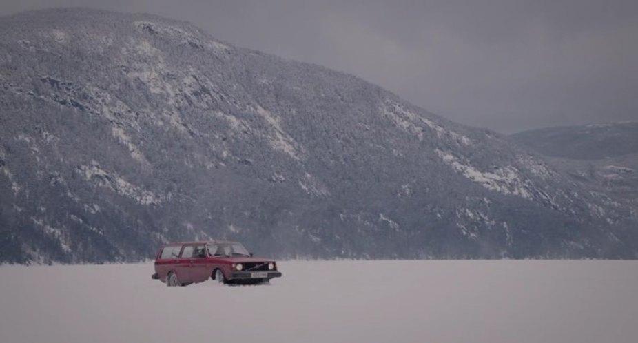 "IMCDb.org: Volvo 245 DL in ""The Snowman, 2017"""