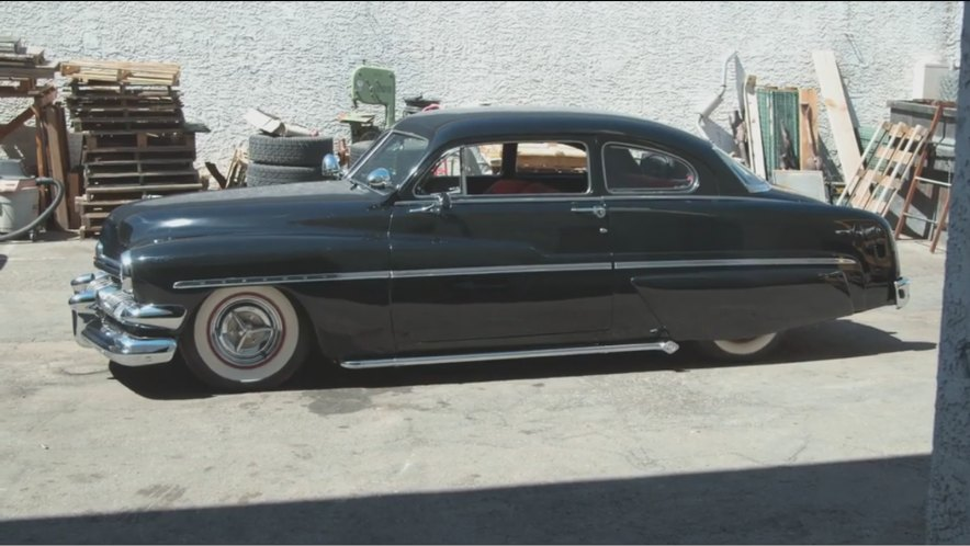 1951 Mercury unknown
