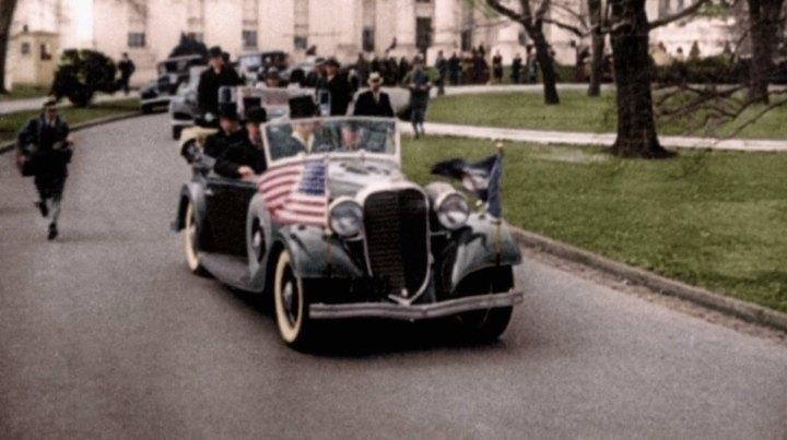 1933 Lincoln KB 7-passenger Touring Car [253]