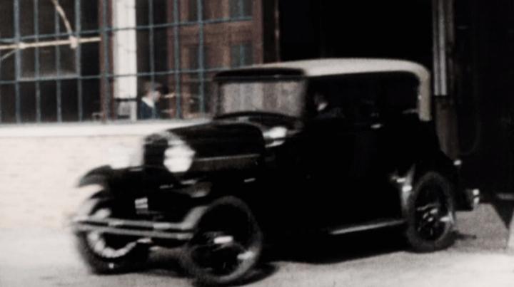 1930 Ford Model A Victoria