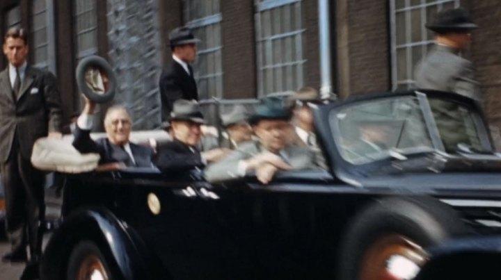 1939 Packard Twelve Rollston 7-Passenger Parade Phaeton