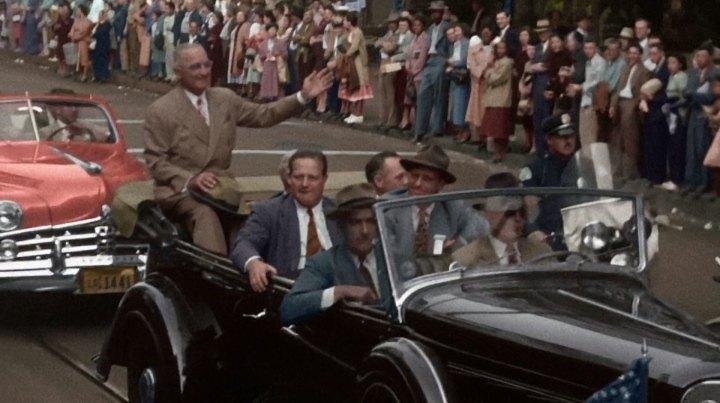 1935 Lincoln K 7-Passenger Touring Car
