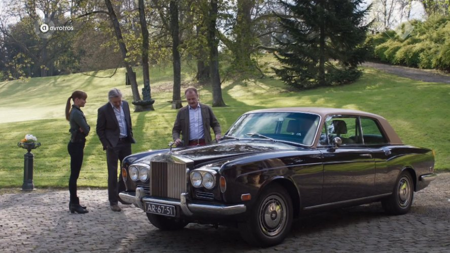 1972 Rolls-Royce Corniche Two-Door Saloon Series I
