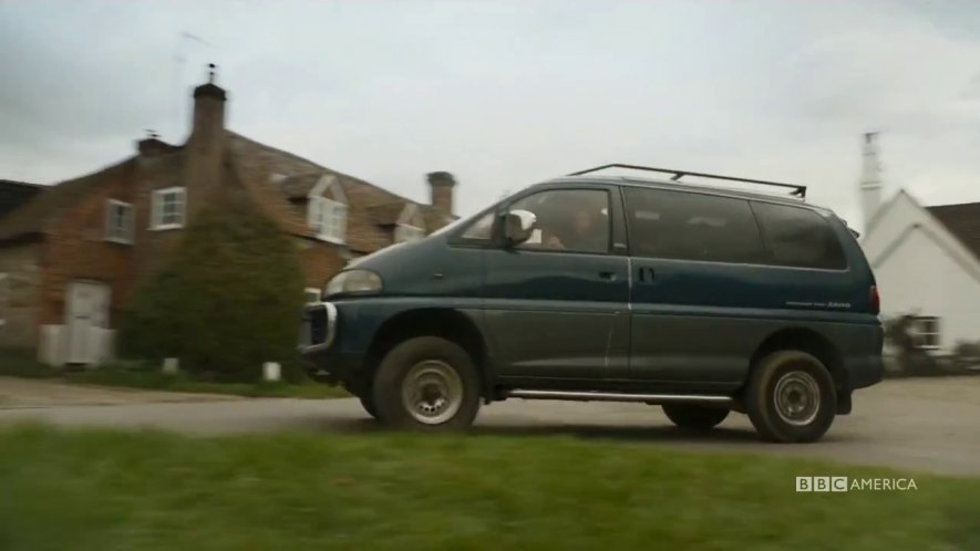 1994 Mitsubishi Delica Space Gear 2800 turbo diesel Super Exceed [PD8W]