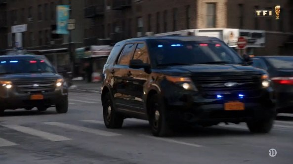 2013 Ford Police Interceptor Utility [U502]