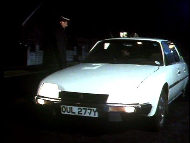 IMCDb.org: 1983 Citroën CX 25 Pallas IE Série 1 in Du har
