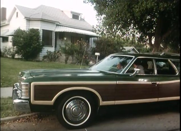1973 Ford LTD Country Squire