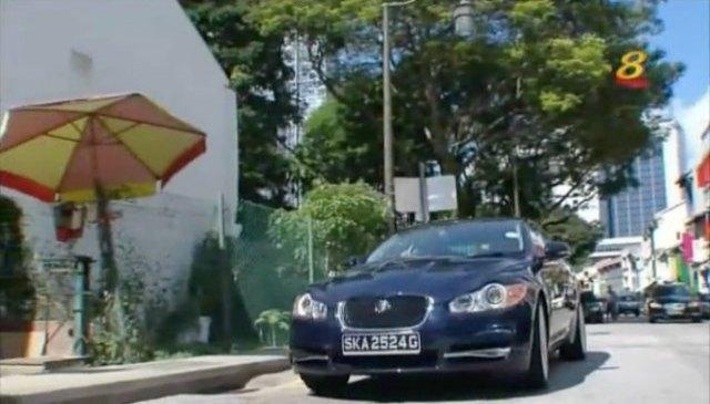 "IMCDb.org: 2008 Jaguar XF X250 in ""Bountiful Blessings, 2011"""