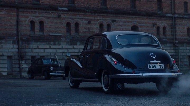 """IMCDb.org: 1955 BMW 501 V8 in """"Vår tid är nu, 2017-2021"""""""