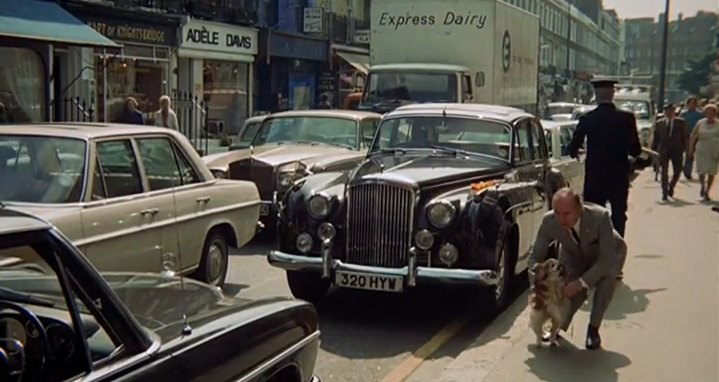 1959 Bentley S2 Standard Steel Saloon