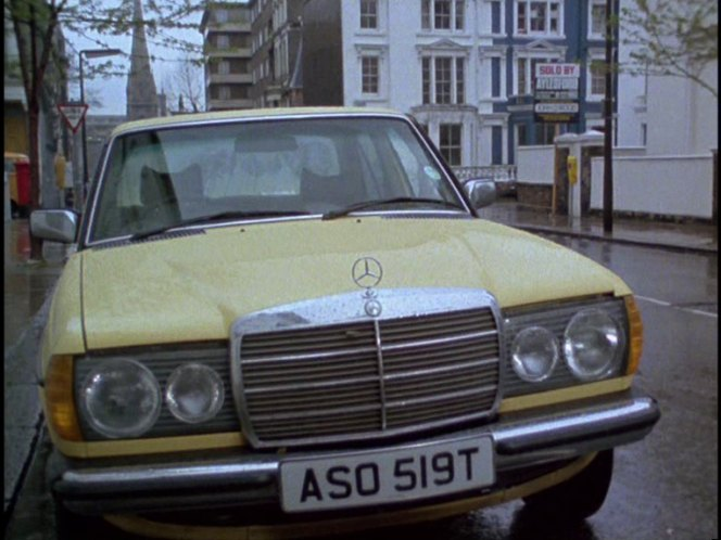 1978 Mercedes-Benz 250 Automatic [W123]