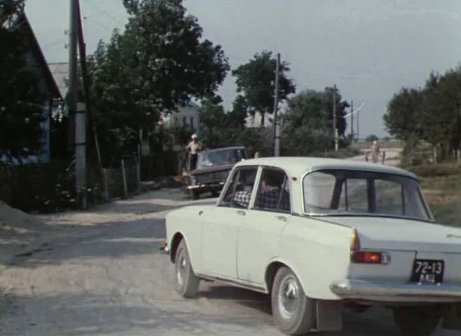 1970 Moskvitch 412 IE