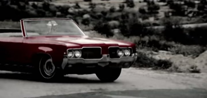 1969 Oldsmobile Delta 88 Convertible Coupe