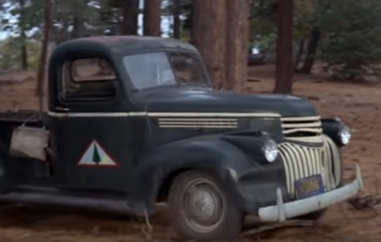 1941 Chevrolet Light Delivery