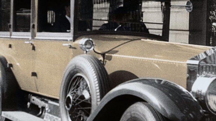 Rolls-Royce unknown