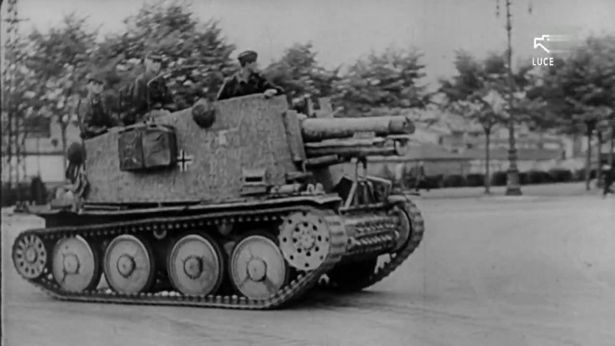 1943 BMM Grille Sd.Kfz.138/1 Ausf.H