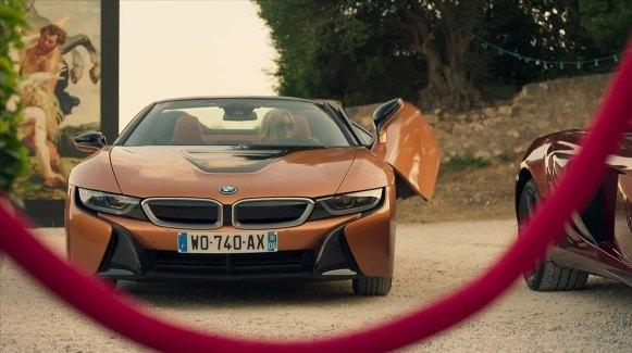 2018 BMW i8 Roadster [I15]