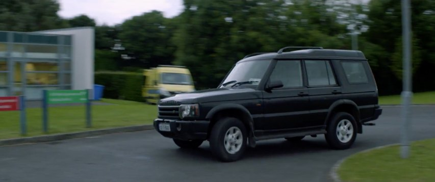 2003 Land-Rover Discovery Series II [L318]