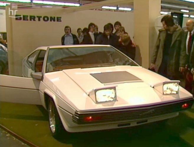 "IMCDb.org: 1977 Jaguar Ascot Bertone in ""IAA 1977, 1977"""