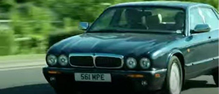 "IMCDb.org: 1998 Jaguar XJ8 X308 in ""Casualty, 1986-2020"""