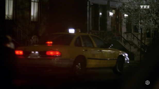 1995 Ford Crown Victoria Commercial Taxi Package [P72]